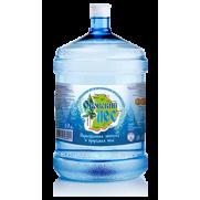 Вода питьевая не газированная 19л.